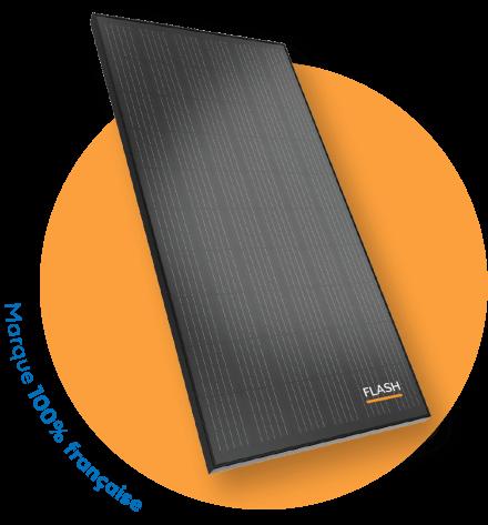 panneau photovoltaïque DualSun monocristallin